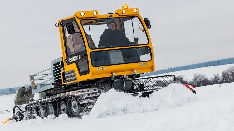 snow rabbit с двумя операторами