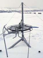 VLEKY LPVE 4-300 установлен на склоне