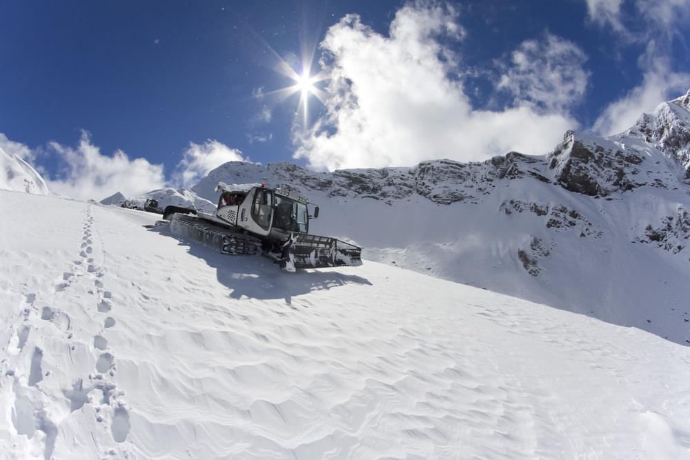 специальная снегоуборочная техника