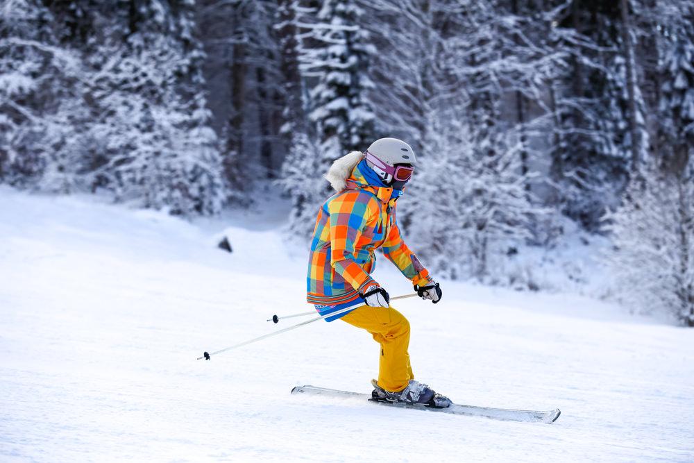 Снегогенераторы спасают якутский лыжный комплекс от малоснежных зим