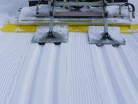 свежая лыжня проложенная snow rabbit 3x