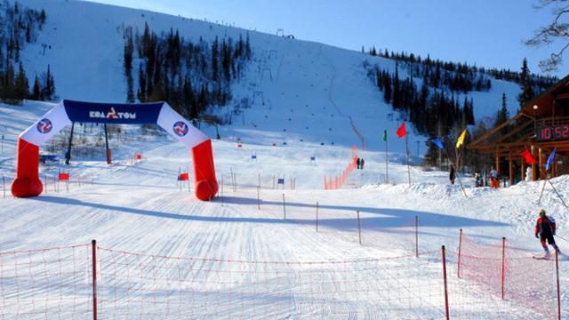 В Мурманской области 9 ноября стартует горнолыжный сезон