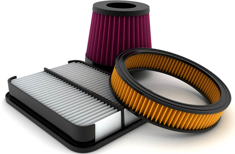 Воздушные фильтры для ратрака: особенности и применение